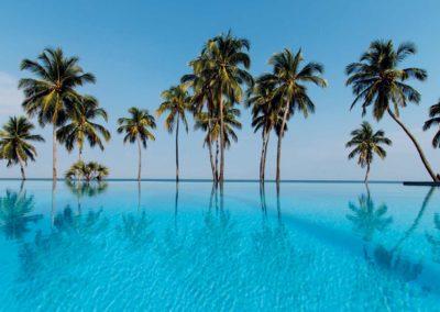 Anjajavy Le Lodge - piscine