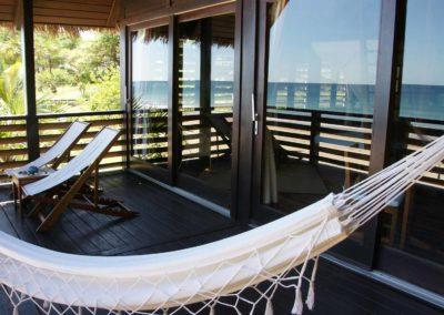 Anjajavy Le Lodge - villa extérieur