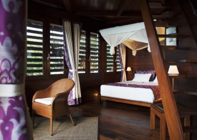 Anjajavy Le Lodge - Chambre