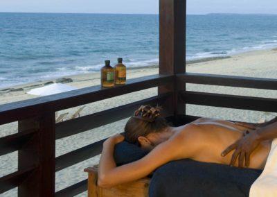 Anjajavy - Massage